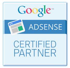 Google AdSense Certified Partner logo